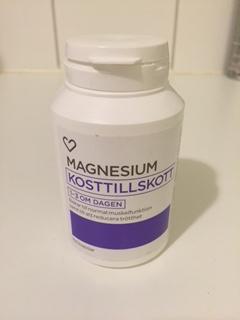 varför behöver vi magnesium